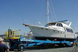 How do I get a oversize boat trailer shipping permit?
