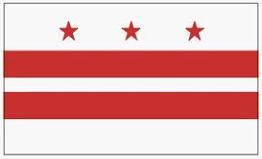 Washington D.C.flag.